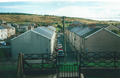 View of King Street, Sirhowy, Tredegar from the garden of 24 Green Meadow.png