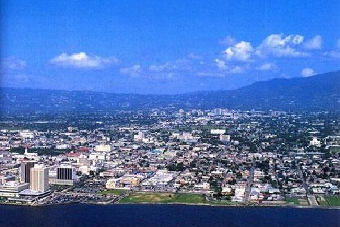 View of Kingston