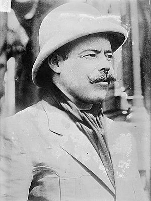English: Mexican Revolution leader Pancho Villa