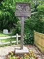 Village Sign - geograph.org.uk - 1306878.jpg