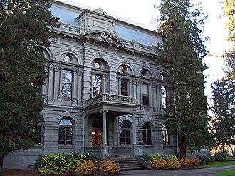 Villard Hall - Image: Villard Hall east
