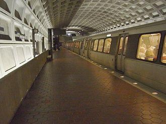 Virginia Square, Arlington, Virginia - Virginia Square–GMU (Washington Metro)