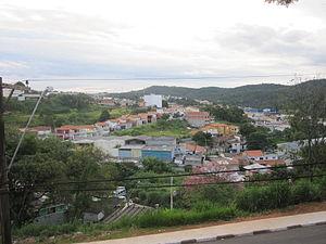 Cotia - View of Cotia