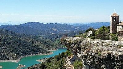 Vista del rio desde el Priorato de Siurana.jpg