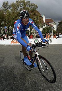 Vladimir Karpets Road bicycle racer