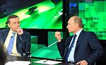 Vladimir Putin - Visit to Russia Today television channel 12.jpg