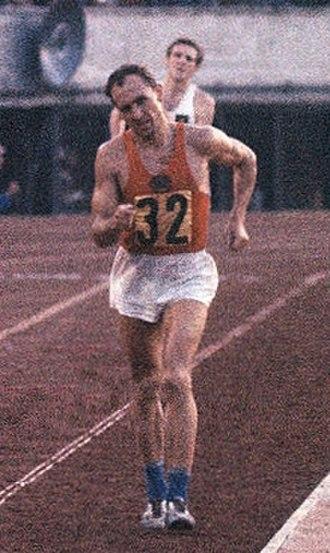 Volodymyr Holubnychy - Holubnychy at the 1964 Olympics