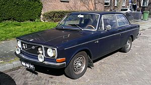 Volvo 140 Series - Image: Volvo 142 DL Automatic