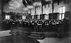 Hague Conventions of 1899 and 1907 - The Second Hague Conference in 1907