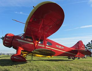 Waco Custom Cabin series - 1935 Waco YOC