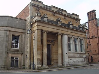 Grade II* listed buildings in Coventry - Image: WTC Nicholas Jackson A02 Bayley Lane 01