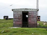 WW2 British Pillboxes in Akrabgerg Suðuroy Faroe Islands