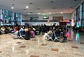 Waiting room 2 of Changsha Railway Station (20181106154658).jpg