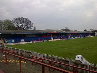 Belle Vue (Wakefield) stadium in Wakefield, United Kingdom