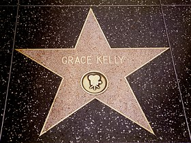 Walk of Fame Grace Kelly.jpg