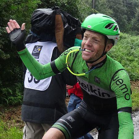Wallers - Tour de France, étape 5, 9 juillet 2014, arrivée (B23).JPG