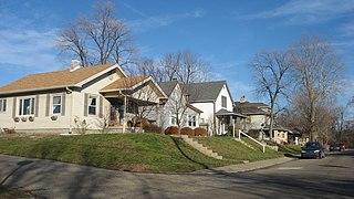 Emerson Avenue Addition Historic District