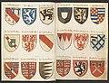 Wapenboek Beyeren (armorial) - KB79K21 - folios 045v (left) and 046r (right).jpg