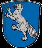 Wappen der Stadt Groß Bieberau