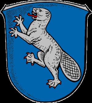 Groß-Bieberau - Image: Wappen Groß Bieberau