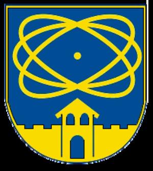 Gundremmingen - Image: Wappen Gundremmingen