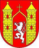 Das Wappen von Löbau
