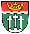 Coat of arms of Rhön-Grabfeld