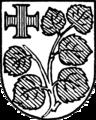 Wappen Schenklengsfeld sw.png
