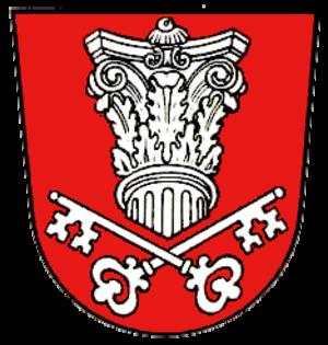 Wessobrunn - Image: Wappen Wessobrunn