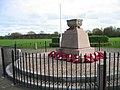 War Memorial, Carr Ellison Park, Hebburn - geograph.org.uk - 1573226.jpg