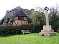 War Memorial, Longstock - geograph.org.uk - 1183599.jpg