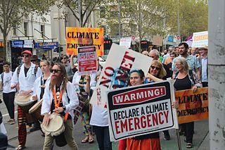 Climate emergency declarations in Australia