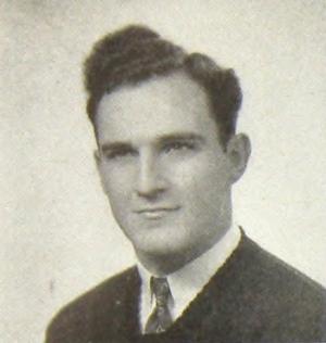 Warren Plunkett - Plunkett c. 1942 at the University of Minnesota