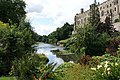 Warwick Castle viewed from the Mill Garden.jpg