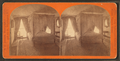 Washington's room, Mt. Vernon mansion, by N. G. Johnson.png