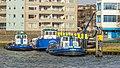 Waterboot 1, Waterboot 2, Waterboot 12 in Koushaven, Rotterdam-8178.jpg