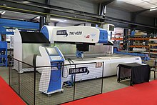Thibaut Waterjet cutting machine