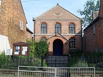Watlington, Oxfordshire - Watlington Methodist Church