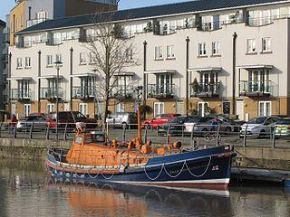 42ft <i>Watson</i>-class lifeboat