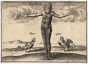Wenceslas Hollar - The Greek gods. Tryphon.jpg