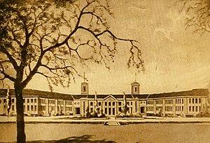 Wesley College (Victoria) - St Kilda Road Campus (1900s)