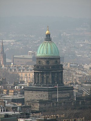 Admiralty court - Edinburgh's West Register House houses the records of the Scottish Admiralty Court. Photo: Callum Black