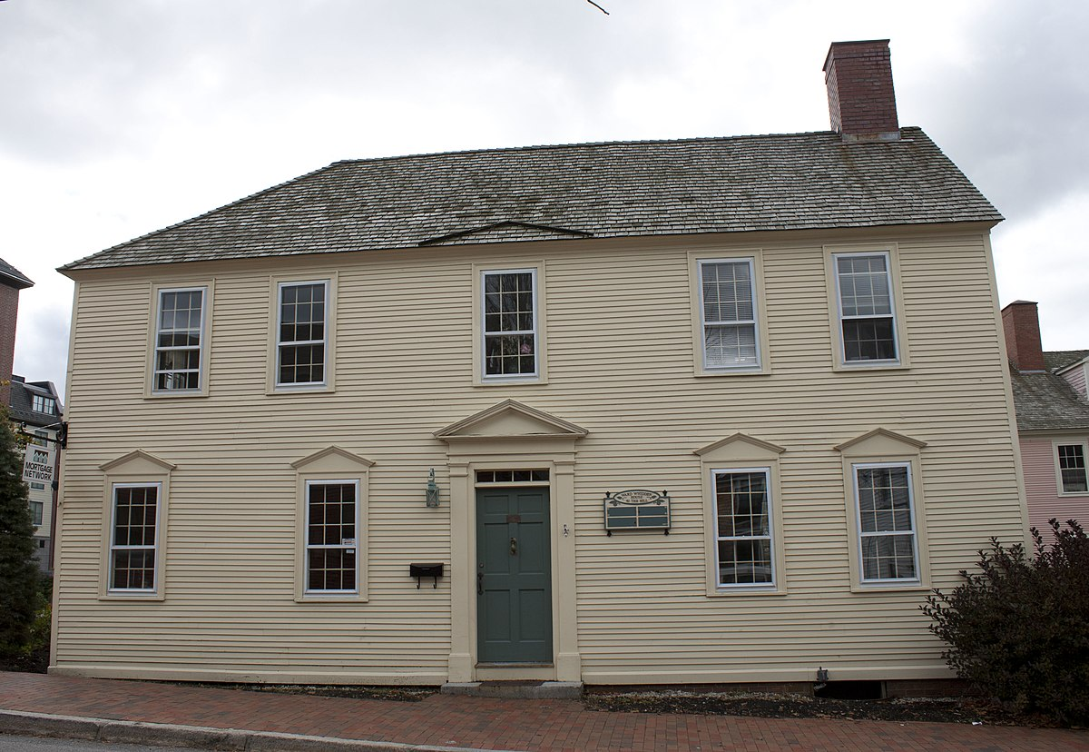 Whidden Ward House