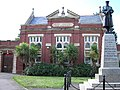 Whitchurch library, Cardiff - geograph.org.uk - 40249.jpg