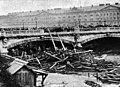 Wien Schwarzenbergbrücke Hochwasser-Verklausung 1897.jpg