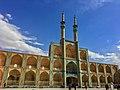 Wiki Loves Monuments 2018 Iran - Yazd - Amir Chakhmaq-3.jpg