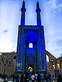 Wiki Loves Monuments 2018 Iran - Yazd - Jameh Mosque of Yazd-5.jpg