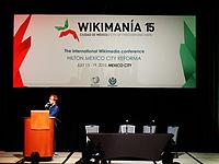 Wikimanía 2015 - Day 4 - LMM - Conference (8).jpg