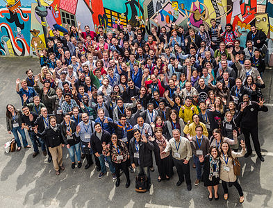 Wikimedia Conference 2015 Group photo.jpg