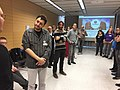 Wikimedia Open Science event CRG 2018 06.jpg